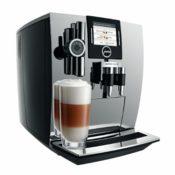 Jura Kaffee-Vollautomat Impressa J 9 One Touch TFT chrom - 1