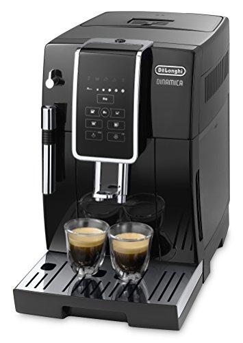 De'Longhi ECAM 350.15.B Dinamica Kaffeevollautomat, 1450 W, schwarz