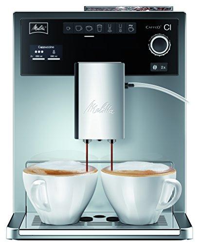 Melitta E 970-306 Kaffeevollautomat Caffeo CI One-touch Cappuccino