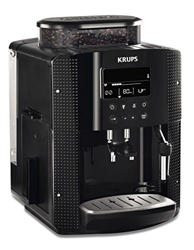 krups ea8150 kaffeevollautomat 1 8 l 15 bar lc display. Black Bedroom Furniture Sets. Home Design Ideas