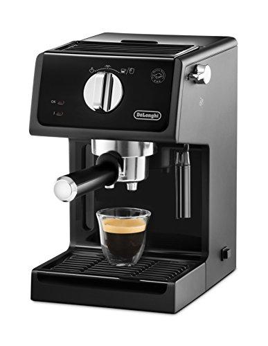 De'Longhi ECP31.21 Espresso-Siebträgermaschine, schwarz