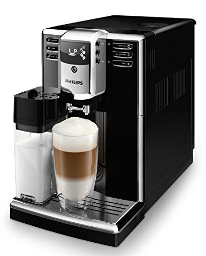 Philips 5000 Serie EP5360/10 Kaffeevollautomat (integrierte Milchkaraffe) schwarz