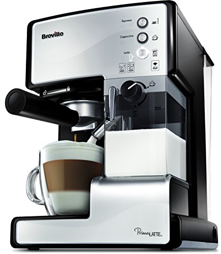 breville vcf045x primalatte kaffeemaschine beste. Black Bedroom Furniture Sets. Home Design Ideas