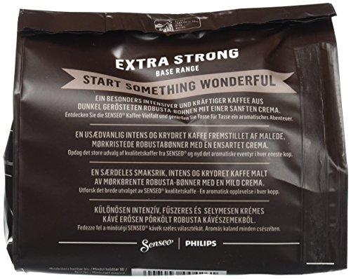 Senseo Extra Strong, 16 Kaffee Pads, 5er Pack (5 x 111 g)