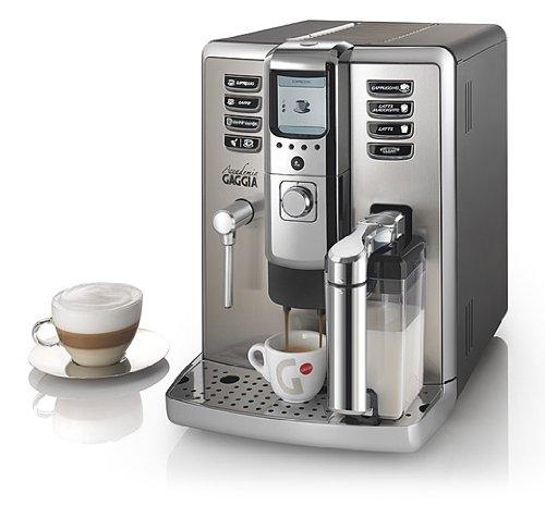 GAGGIA RI9702/02 Kaffeevollautomat ACCADEMIA Edelstahl