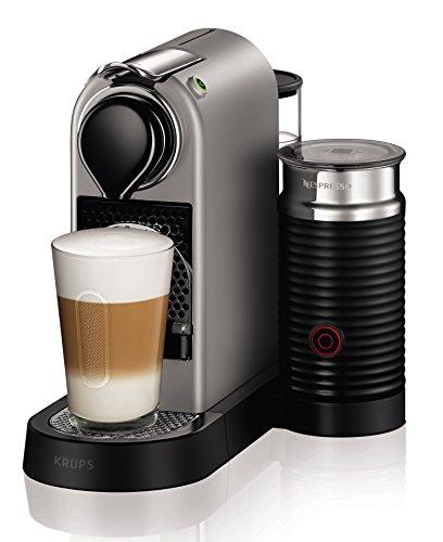Krups Nespresso CitiZ und Milk XN760B